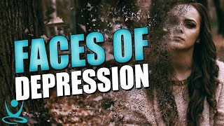 Gambar cover 😟 Faces of Depression 🎵🎥