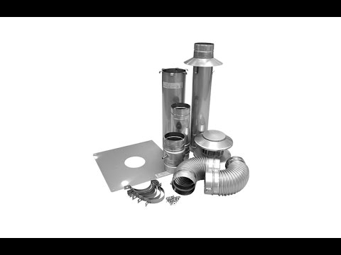 Water Heater Vent Pipe Explained Youtube