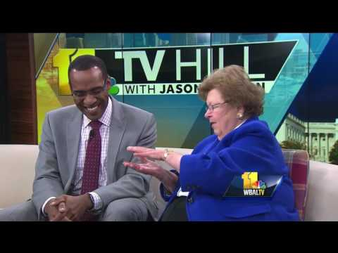 11 TV Hill: Mikulski shares tips to make the best crabcake