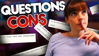 LES QUESTIONS QUE VOUS VOUS ÊTES TOUJOURS POSÉS 🤔 - Marion et Anne So thumbnail