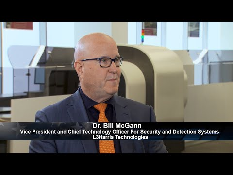 One on One with Dr. Bill McGann, VP & CTO for Security & Detection Systems at L3Harris Technologies