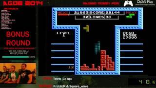 AGDE 2014 - Bonus Round: Co-op Tetris