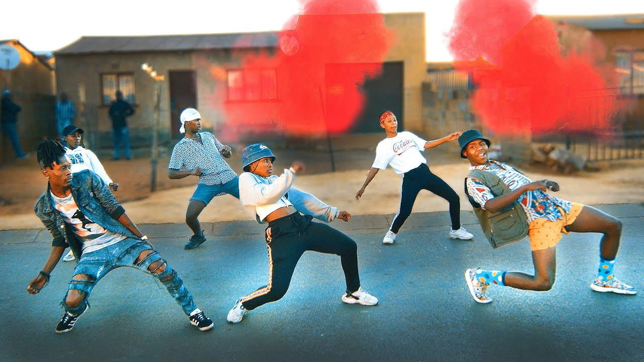 Download Amapiano Hit Ke Star Dance by Focalistic & Viigro Deep   Katlehong Kids