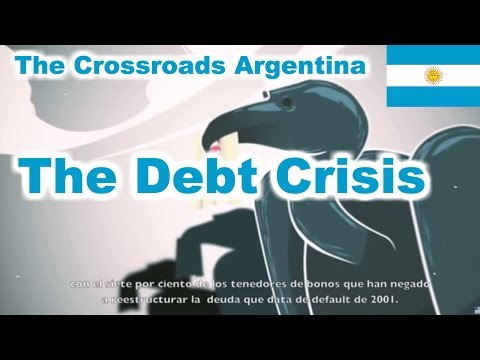 Argentina & The Holdouts - Dumbest Default in History? The Crossroads Argentina (Pt. 2)