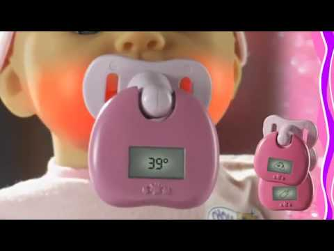 Baby Annabell Bed With Lullaby Funnycat Tv