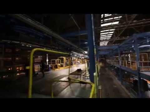 Urbex: Ford Transit Van Factory Southampton