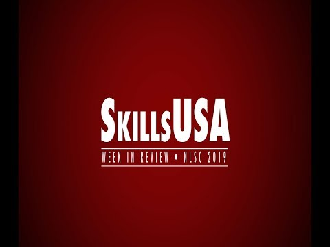 National Leadership and Skills Conference - SkillsUSA