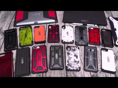 My Favorite UAG Cases For Phones And Tablets