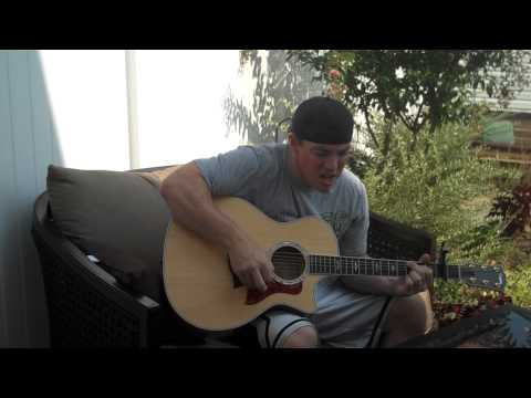 """I Have Been Blessed"" - Matt McCoy Worship Cover"