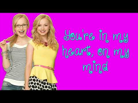 Count Me In Lyrics ~ Dove Cameron