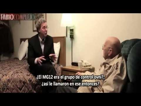 Importante testimonio de un enfermo terminal ex miembro de la CIA sobre extraterrestres del Área 51