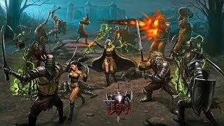 Pride of Taern (Гордость Таэрна) браузерная игра Геймплей