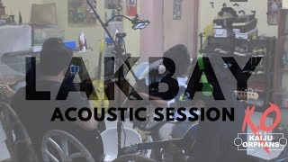KAIJU ORPHANS - LAKBAY ACOUSTIC SESSION | TESTING OUR NEW SET UP