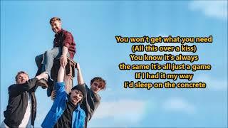 Lovejoy- Concrete (Lyrics) {HeyLyrics}
