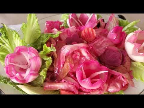 Овощи маринованные. Ассорти. Капуста Маринованная Рецепт Розового Ассорти!