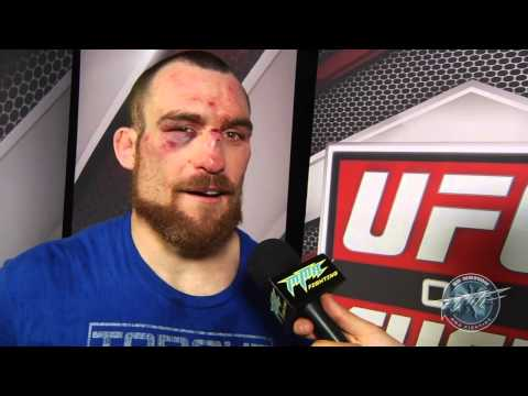 UFC 159: Pat Healy Could Jump Over Prudential Center After Win