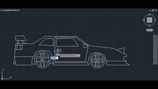 240sx Auto Cad Design