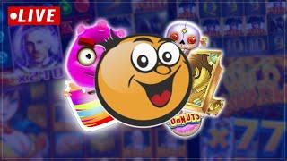 Live Online Slots & Casino! Josh & Scotty! Last Chance To Join !battle