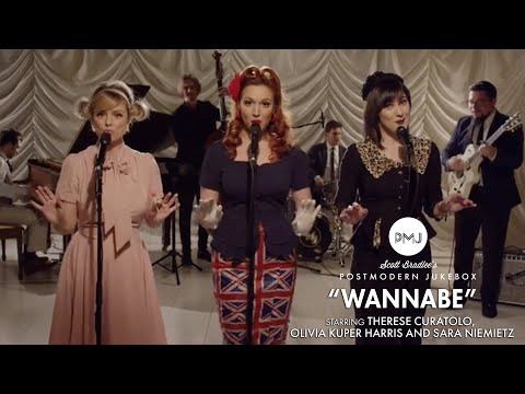 Wannabe - Spice Girls (Vintage 'Andrews Sisters' Style Cover) by Postmodern Jukebox