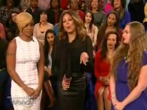 Mary J. Blige Wendy Williams (December 2, 2014)