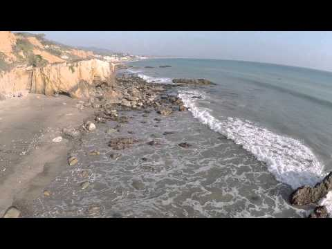 El Matador State Beach Aerial