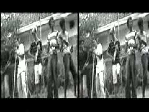 "Video clip Coklat "" 17 agustus 1945"" versi crew 007"