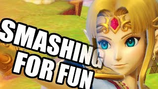 SMASHING FOR FUN - Super Smash Bros Ultimate