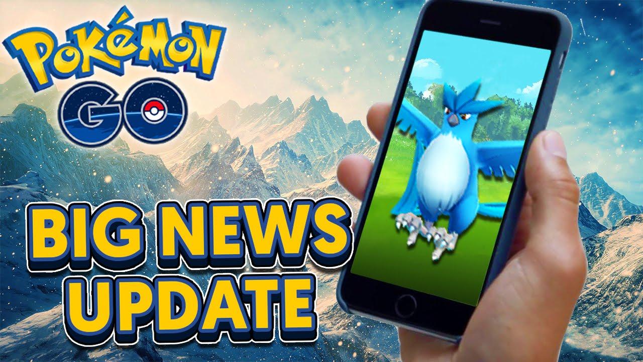 Pokémon GO - NEWS UPDATE: Legendary Pokémon, Tracking ...