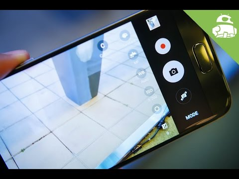 Samsung Galaxy S7 Camera Feature Focus