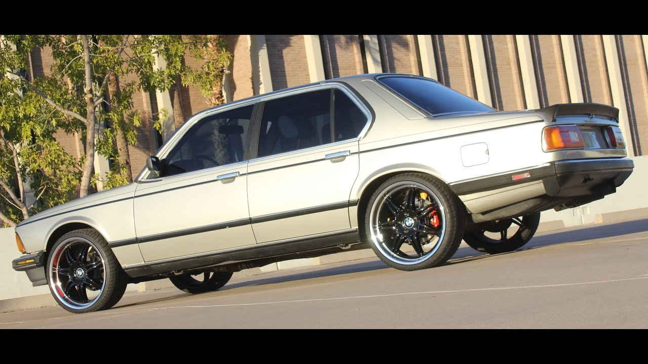 BMW 745I Turbo Walk Around