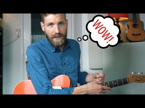 How to play Chords and Melodies Together | Lady Bird Jazz Standard Lesson