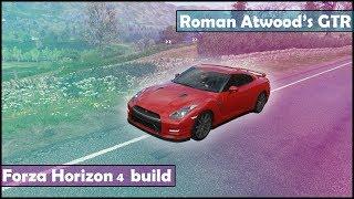 Roman Atwoods GTR | Forza Horizon 4 Build