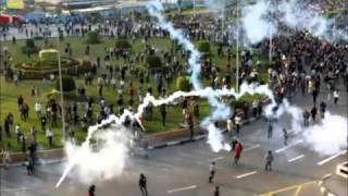 الفيديو الذي أبهر العالم، بالثورة المصرية 1