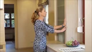 Praktikus modern konyha - A rossz adottságú helyiség megdöbbentő átváltozása