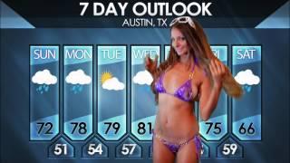 "The ""Wet"" Weather Forecast Comedy Skit (512 Studios Live) Austin, TX"