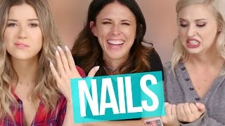 """Edible"" Polish & Other NAIL STUFF (Beauty Break)"