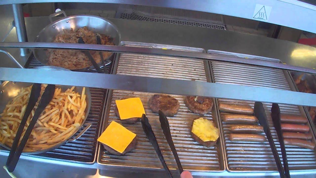 Outdoor Lunch Buffet Norwegian Star Cruise Ship Youtube