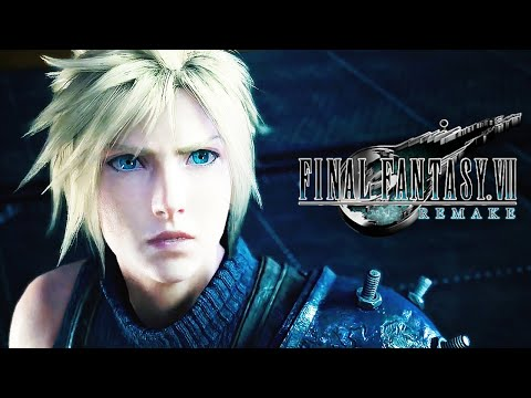 Final Fantasy VII Remake - Official Final Reveal Trailer