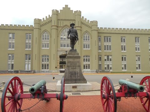 Virginia Military Institute - Lexington, Virginia