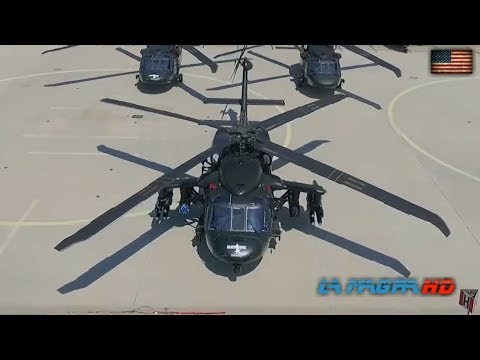 Видео: Sikorsky UH-60 Black Hawk - US Army Utility Helicopter