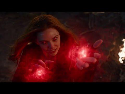 Алая Ведьма против Таноса. Финальная битва. Часть 3 | Мстители: Финал | Full HD