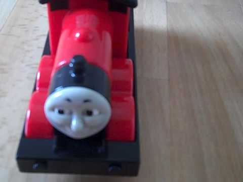 Thomas and friends -James