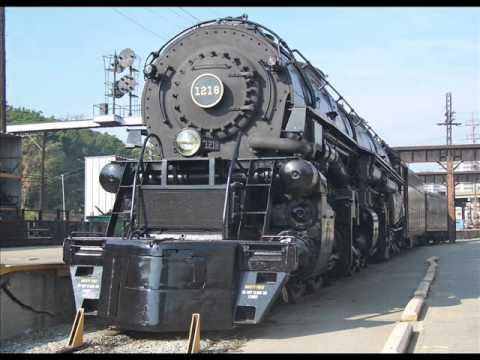 National Train Day in Roanoke, VA 2010 part 1