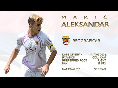 #10 Aleksandar Makic HIGHLIGHTS 2019