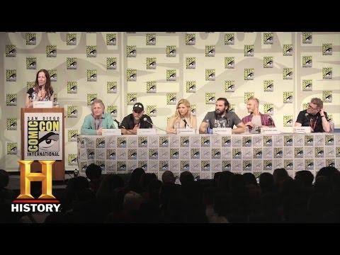 Vikings Blood Legacy: 2014 San Diego Comic-Con Panel
