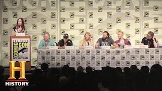 Vikings Blood Legacy: 2014 San Diego Comic-Con Panel