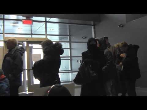 Voter en Niqab à Repentigny: Élections 2014