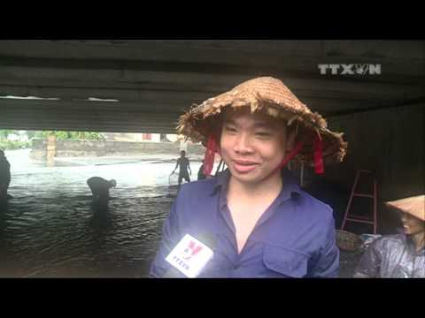 HANG TRAM NGUOI DAN DO RA SUOI MO THAN  KO BARi