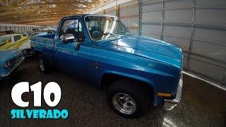1986 Chevrolet C10 Shortbed 454 Big Block V8 Silverado Pickup