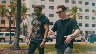 Смотреть клип Hardwell & Kura X Anthony B - Police